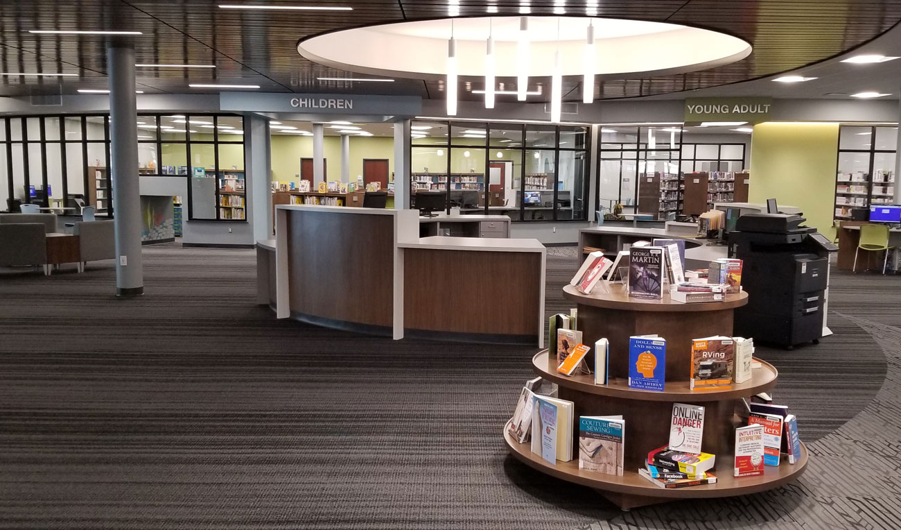 Willis L. Miller Library inaugurated in 2018
