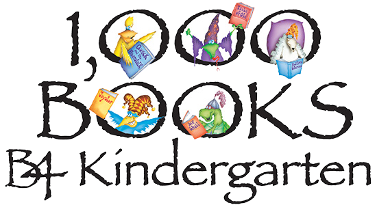 1000 Books B4 Kindergarden